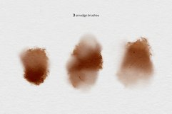 Realistic watercolor brushes Product Image 4