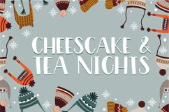 More Cake Font Product Image 2