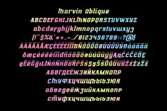Marvin Regular & Oblique Product Image 4