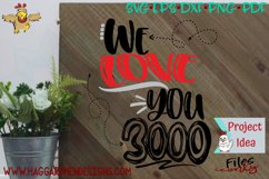 We Love you 3000 Product Image 3