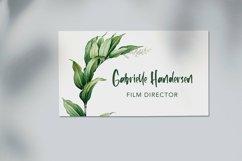 Web Font Microfilm - Beauty Handwritten Font Product Image 4