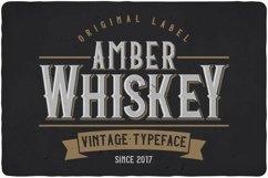 Amber Whiskey Product Image 1