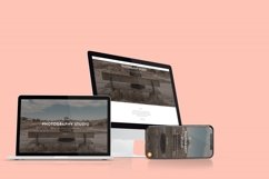 Multi Devices Website Mockup Product Image 5