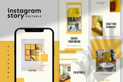 Instagram Story Template Product Image 1