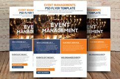 Human Resource Management Flyer Product Image 1
