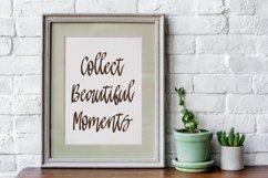 Modern Script Font - Miguelno Carlota Product Image 5