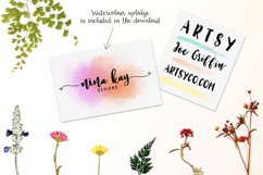 Lucky Dip Hand Lettered Font Bundle Product Image 6