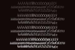 Dayleen Sans Serif Font Family Product Image 2
