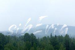Grunge dry brush font Product Image 3