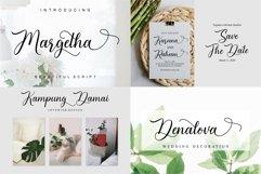 Handwritten Font Bundle 35 Fonts   Limited Time Offer Product Image 5