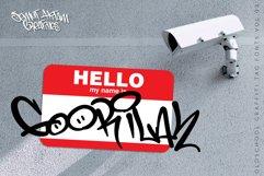Schoolin - Graffiti Fonts Product Image 3