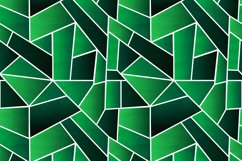 Abstract green digital paper Green abstract seamless pattern Product Image 2