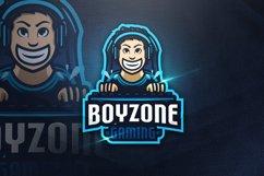Boyzone Gaming - Mascot Logo Product Image 1