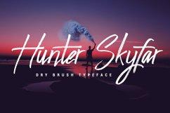 Hunter Skyfar - Dry Brush Script Product Image 1