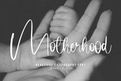 Motherhood - Calligraphy Font Product Image 1
