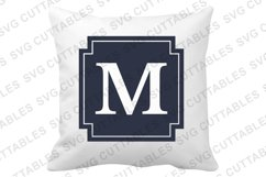 Monogram Frames set of 14 Product Image 3