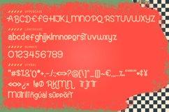 Retropolitan Font Product Image 5