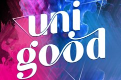 Autolinker Fancy Ligature Font Product Image 4