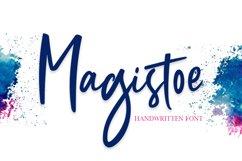 Magistoe script Product Image 1