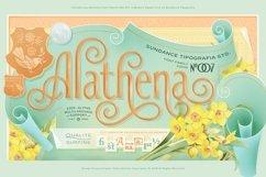 Alathena Font Family Product Image 2