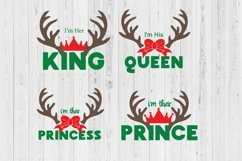 Christmas Family Matching tee svgs, Christmas svg bundle Product Image 4