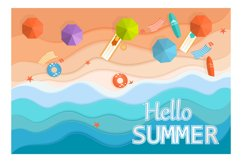 Summer backgrounds Product Image 4