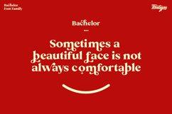 Bachelor Font Family - Vintage Bold Serif Font Feminine Styl Product Image 3