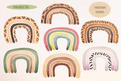 "Watercolor Clipart ""Safari Animals"" Product Image 3"