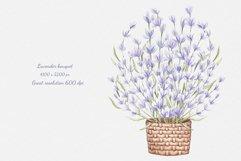 "Watercolor Set ""Lavender"" Product Image 2"