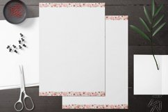 Pink Lined and Unlined Journaling Papers Product Image 3