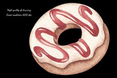 """Watercolor Set """"Christmas Bakery"""" Product Image 3"""