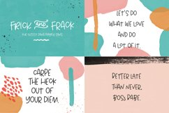 The Smooth Crafting Font Bundle Product Image 4