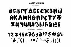 GHOST Font Product Image 3