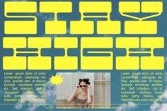 Urban Java - A Round Display Slab Serif Fonts Product Image 3