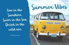 Web Font - Summer Lightning Product Image 6
