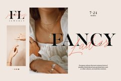 Perfect Love Elegant Modern Font Duo Product Image 4