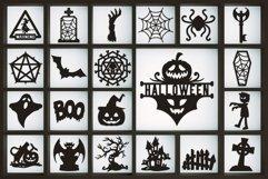 300 Halloween SVG Cut Files Bundle Product Image 3