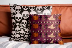 Halloween Dreams   Font Duo With Doodles, Clipart & Pattern Product Image 3