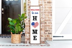 4th of july svg bundle, 4th of july porch sign Product Image 4