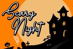Halloween Monoline Product Image 5