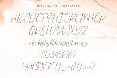 Bithlake Font Product Image 2