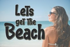 Summer Holiday - Playful Font Product Image 3