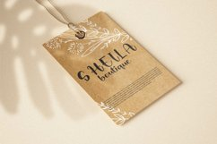 Hulahop Sweet - Handwritten Script Font Product Image 3
