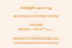 Autumn moments | Cute font Product Image 3