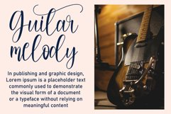 Melody Vintage | handwritten font Product Image 4