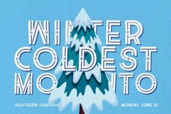 The Winter Font Product Image 5