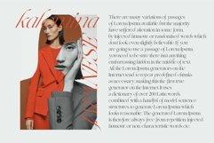 Love Story Self Made | Modern Serif Product Image 3