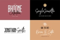 Summer South - STYLISH FONT DUO Product Image 3