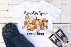 Fall Sublimation Bundle, Autumn Sublimation Bundle, Fall PNG Product Image 4