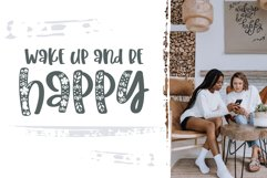 Fall Decoration - A quirky family font Product Image 6